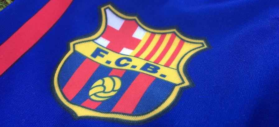 fotbalove-trenky-fc-barcelona-znak