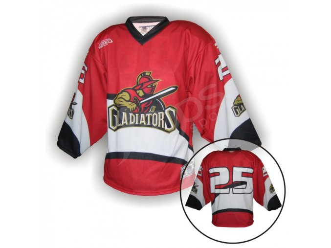 Hokejový dres GLADIATORS