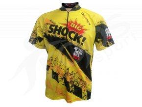 Cyklistický dres BIG SHOCK MTB