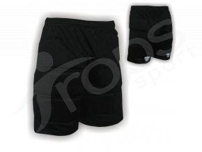 Hokejbalové kalhoty SUPERLIGA - černé