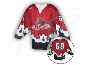 Hokejový dres FLAMES