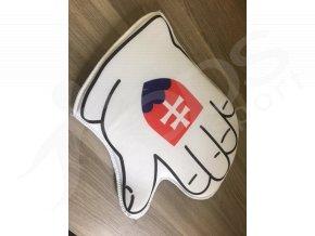 Malá ruka pro fanoušky Slovensko