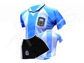 Fotbalový komplet Argentina